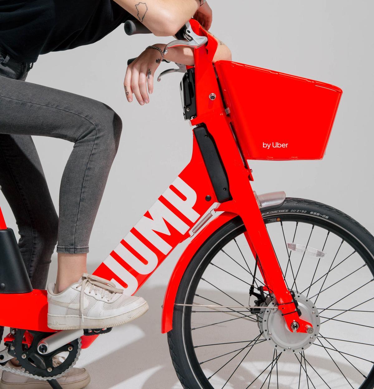 Jump e-bike 2
