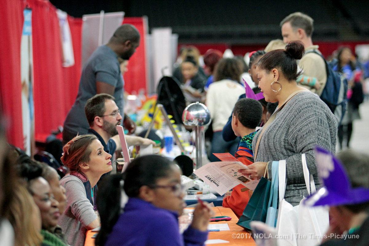 Urban League of Louisiana's schools expo for families held Saturday