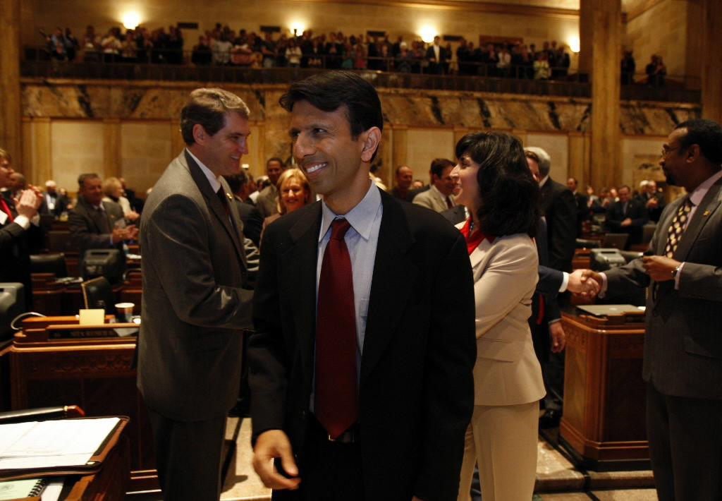 Jindal ethics special session