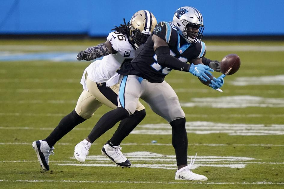 The three reasons former Panthers fullback Alex Armah joined the Saints