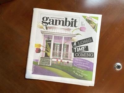 Gambit cover 06.01