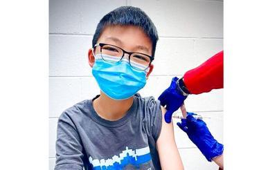 Pfizer vaccine for children