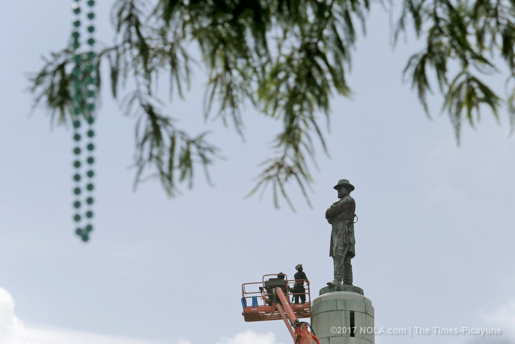 Baltimore considers Confederate monument removal 'in the footsteps of New Orleans': report
