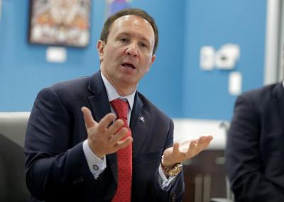 Louisiana AG Jeff Landry pushes new execution options: gas, electrocution, firing squad, hanging (copy)