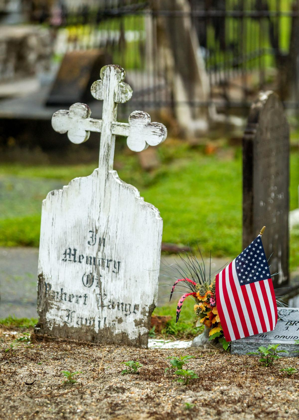 Madisonville Cemetery awaits restoration after town takeover
