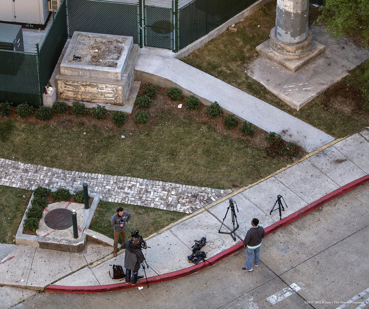 Monument removal: Landrieu speaks out on his strategy and reasons