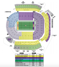 LSU approves changes to football, baseball ticket prices ...