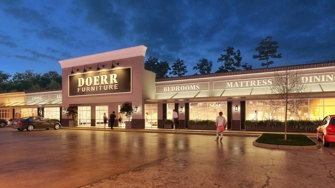 Longtime New Orleans Furniture Company, Doerr Furniture In New Orleans