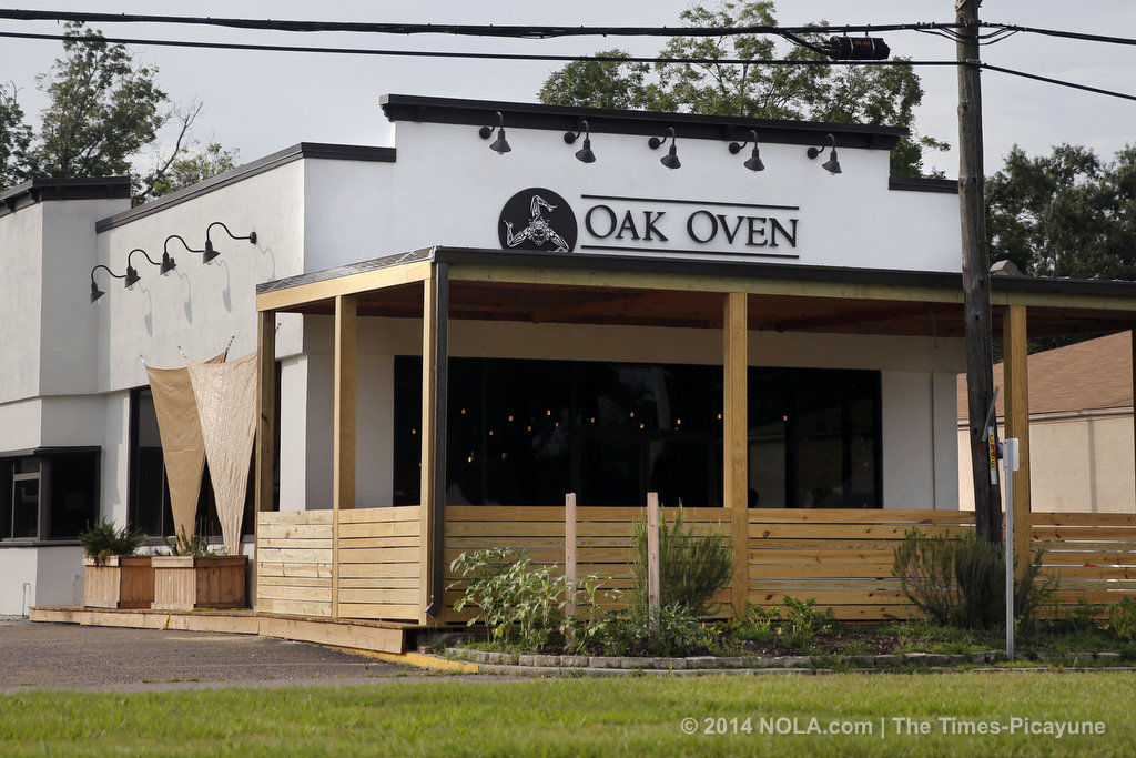 Oak Oven turns former Popeyes into 'ingredient driven' Italian hot spot: New Orleans restaurants review