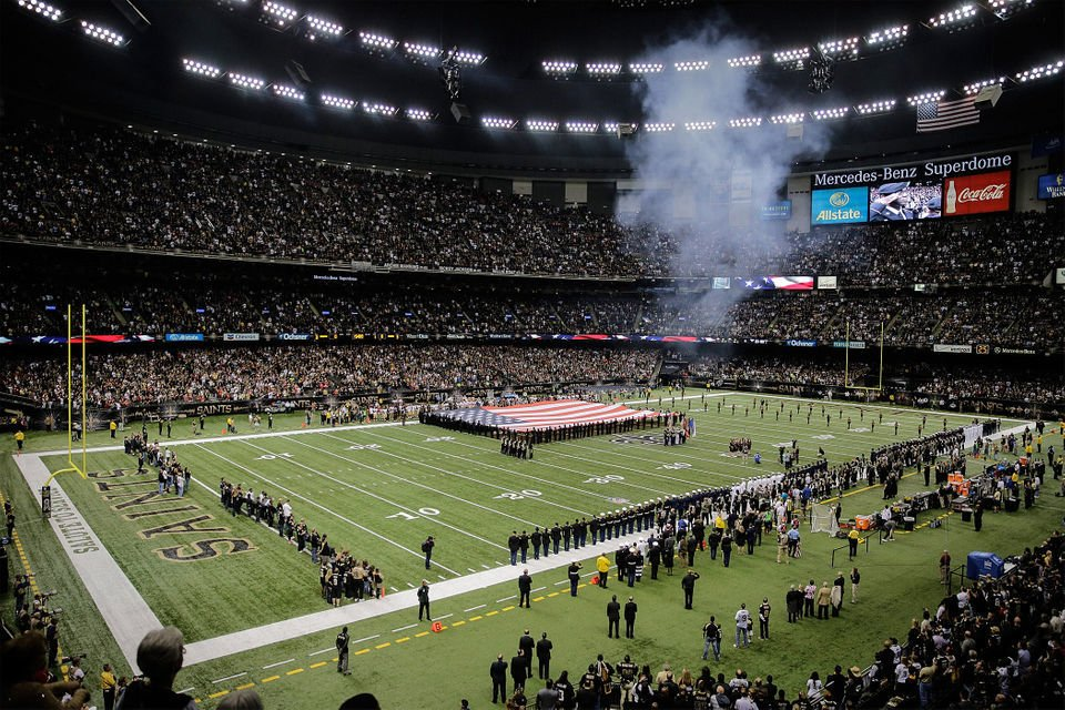 Performers for Saints-Rams NFC game to include Cheap Trick, Jimmy Buffett, Choppa