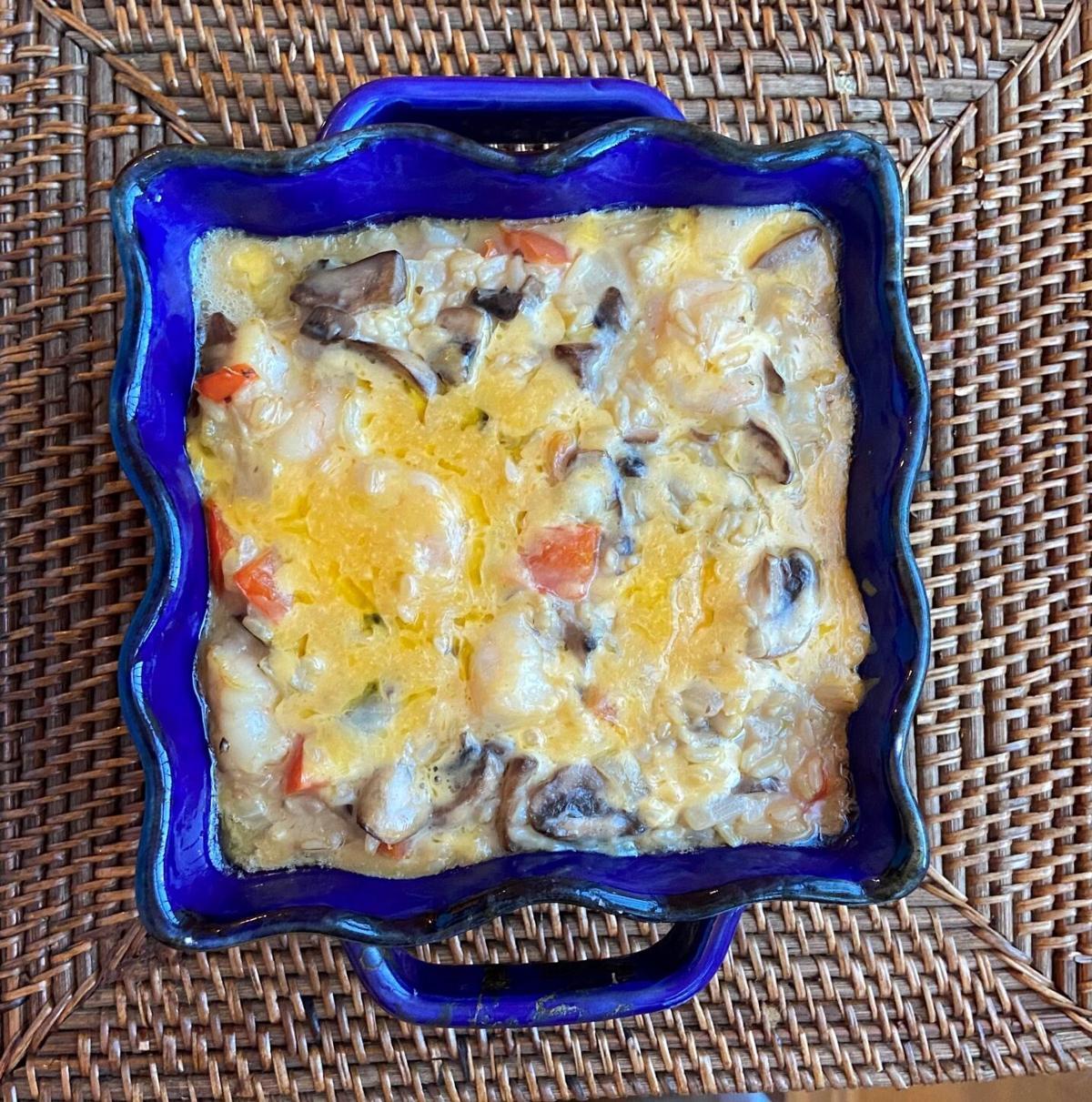 Makeover Shrimp Rice Casserole  by Judy Walker 2.jpg