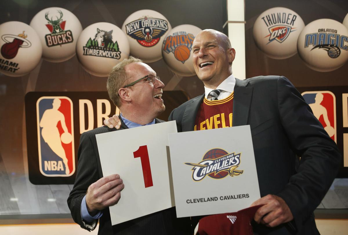 7 things to know about new Pelicans executive David Griffin