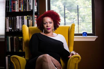 Nikole Hannah-Jones of The New York Times Magazine