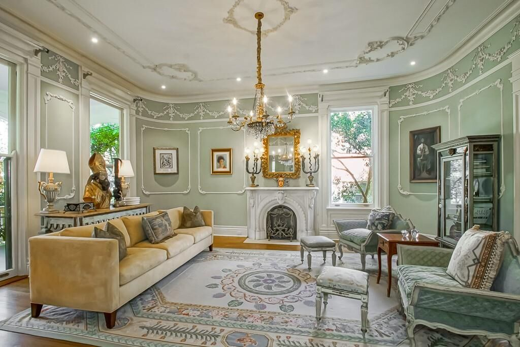 Carville sitting room