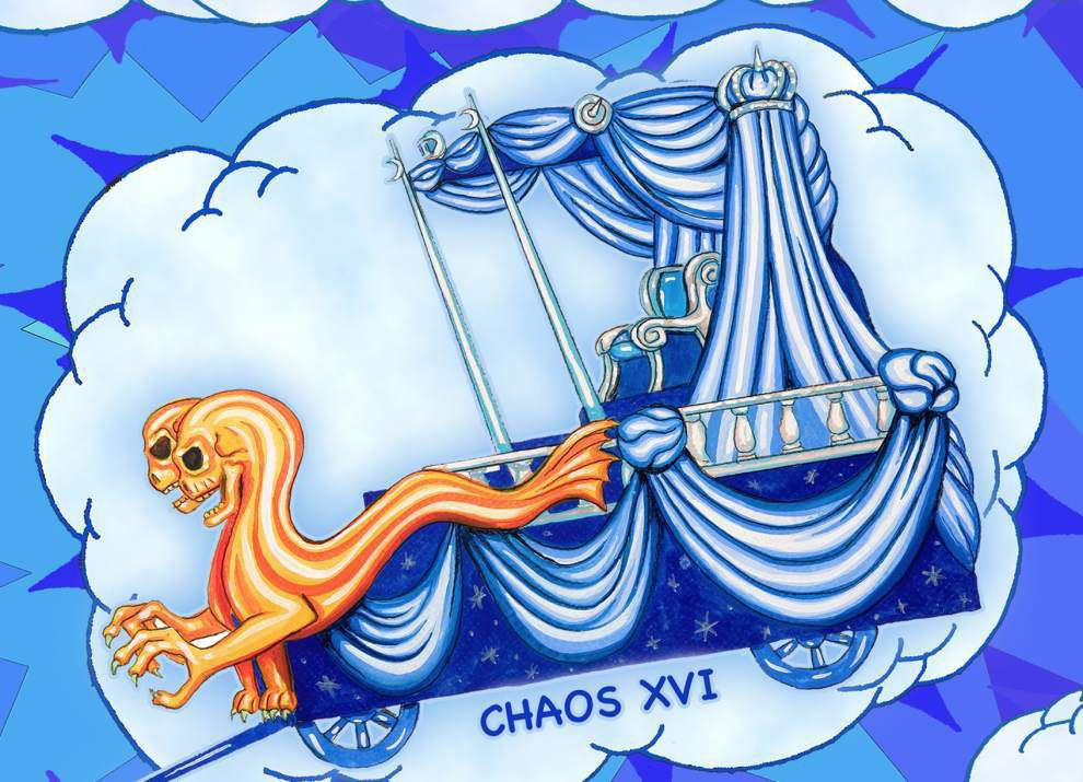 Chaos sneak peek: Bobby Jindal, Mitch Landrieu just a few public figures to be lampooned in satirical parade _lowres