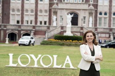 With Tania Tetlow, Loyola gets 1st female, 1st non-Jesuit president