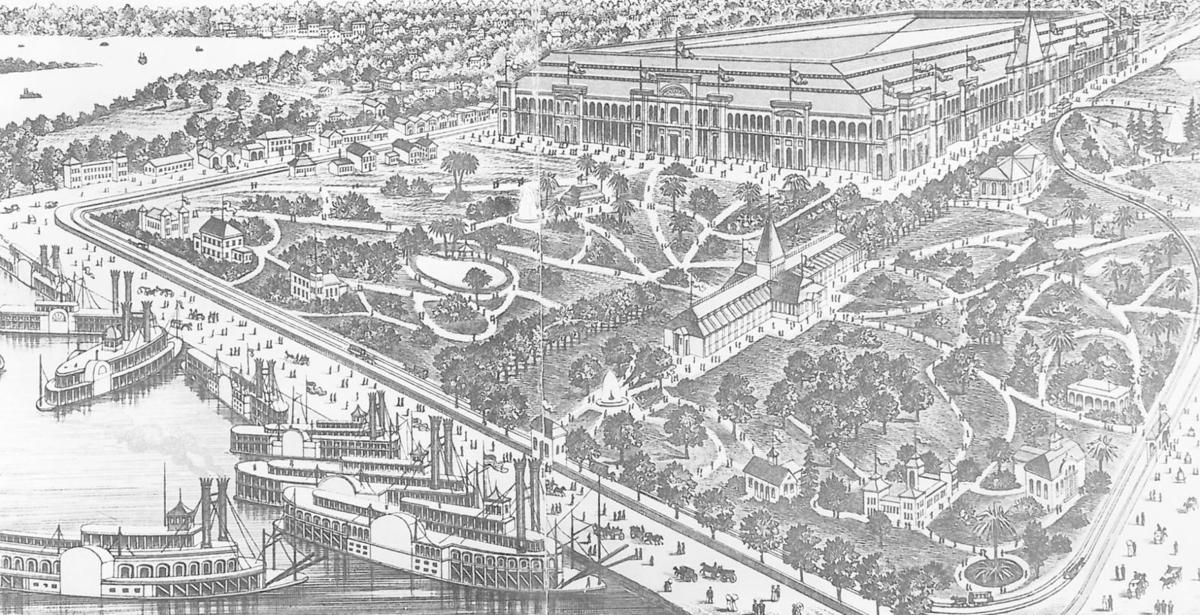 The 1884 Cotton Expo and New Orleans' first case of World's Fair fever