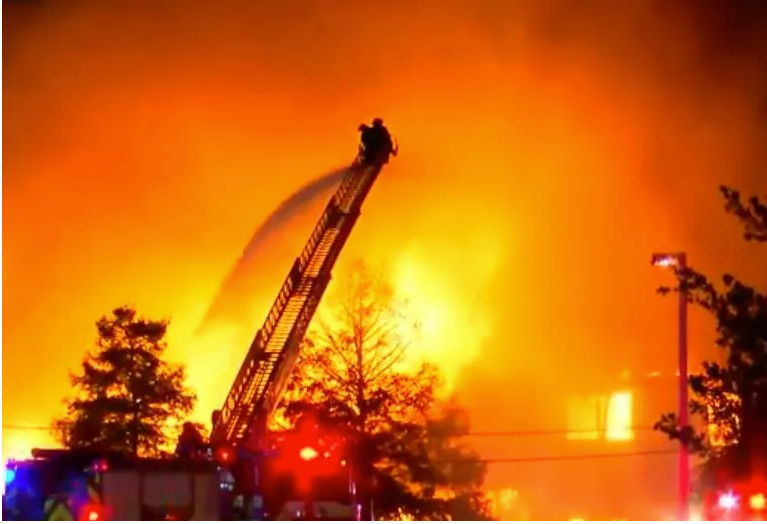 Bayou St. John warehouse fire destroyed 'more than just a furniture store,' owner says