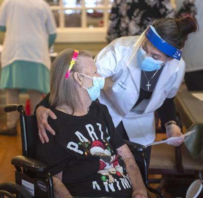Nursing home vaccinations
