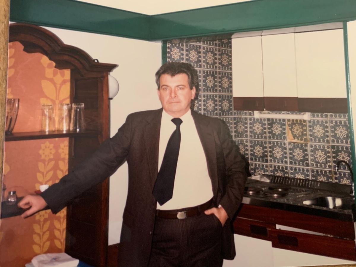 Joe Meyer in 1986