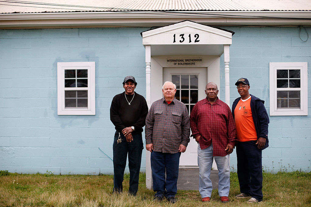 Former Avondale Shipyard workers remember the heyday of the business