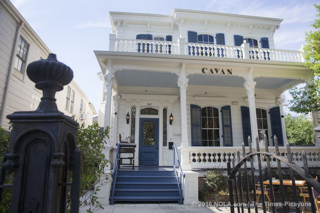 Origins of Italianate: New Orleans architectural style reflected romantic movement