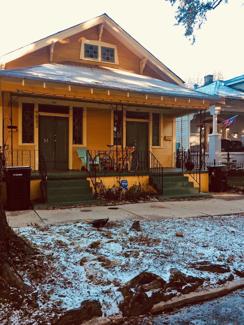 Freezing weather in New Orleans: Live updates, road and school