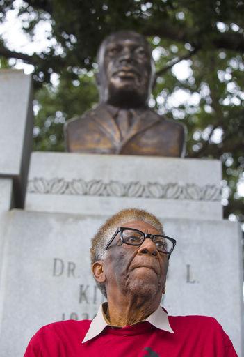 Rev  Skip Alexander, who chronicled civil rights history