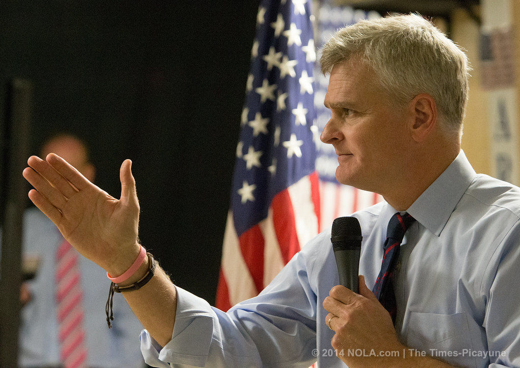 Bill Cassidy wants to be the doctor he believes the U.S. Senate needs