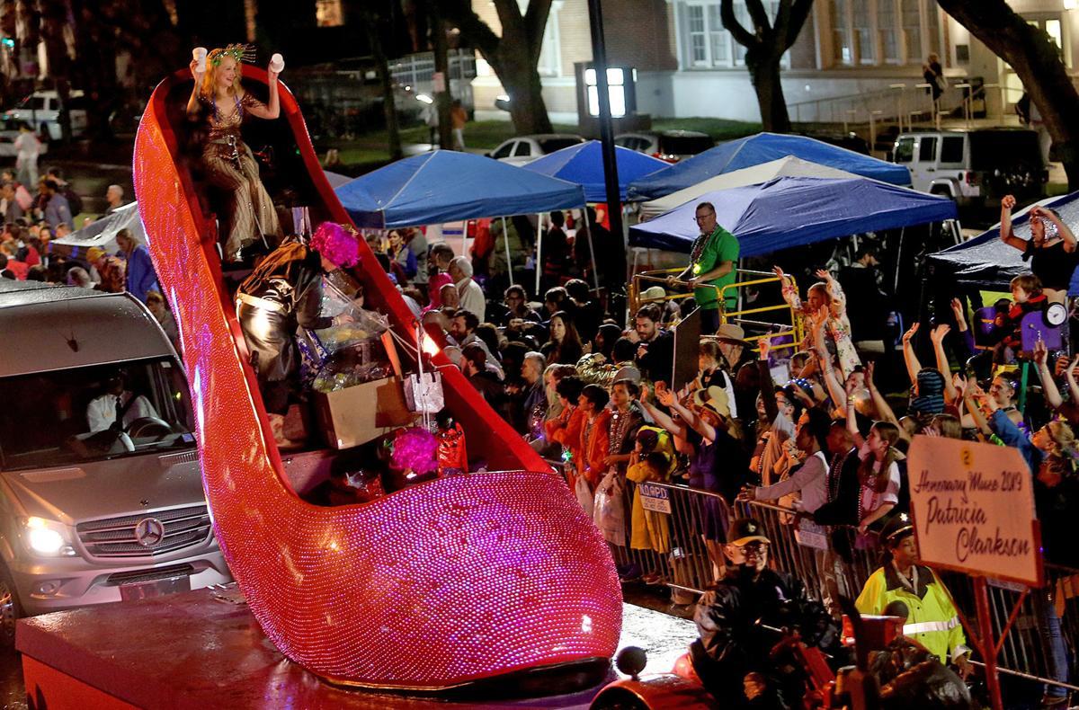Krewe of Muses parade 2019