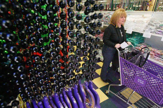 Will Trump's China trade tariffs raise the cost of Mardi Gras beads?