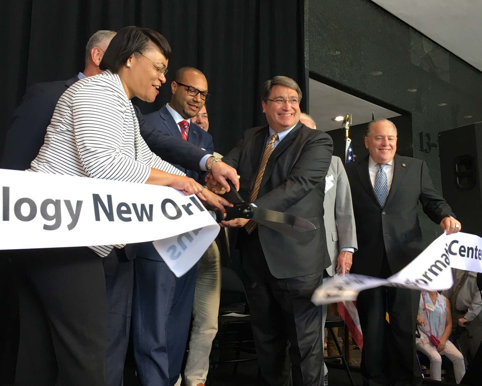 DXC Technology's New Orleans office is now open