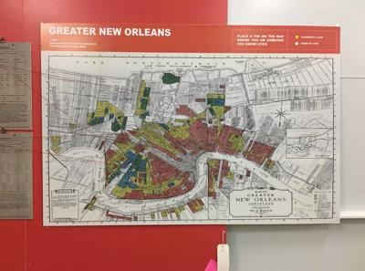 How did a long past of racist housing policy shape New Orleans? New exhibit explores