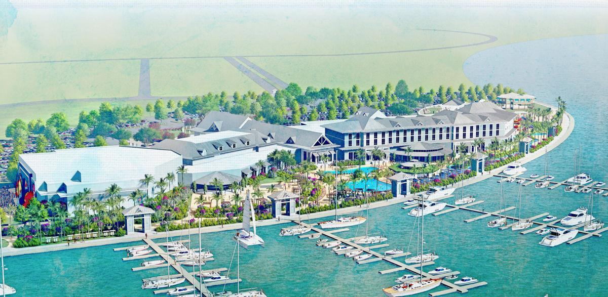 """Proposed casino could have """"moderately positive"""" economic impact on St. Tammany, study says"""