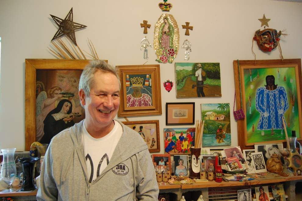 Bunny Matthews, creator of iconic New Orleans cartoon characters Vic and Nat'ly, battling back from brain cancer _lowres