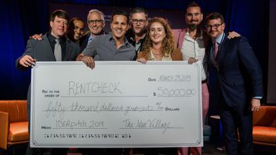 NOEW $50,,000 Pitch Prize Winner
