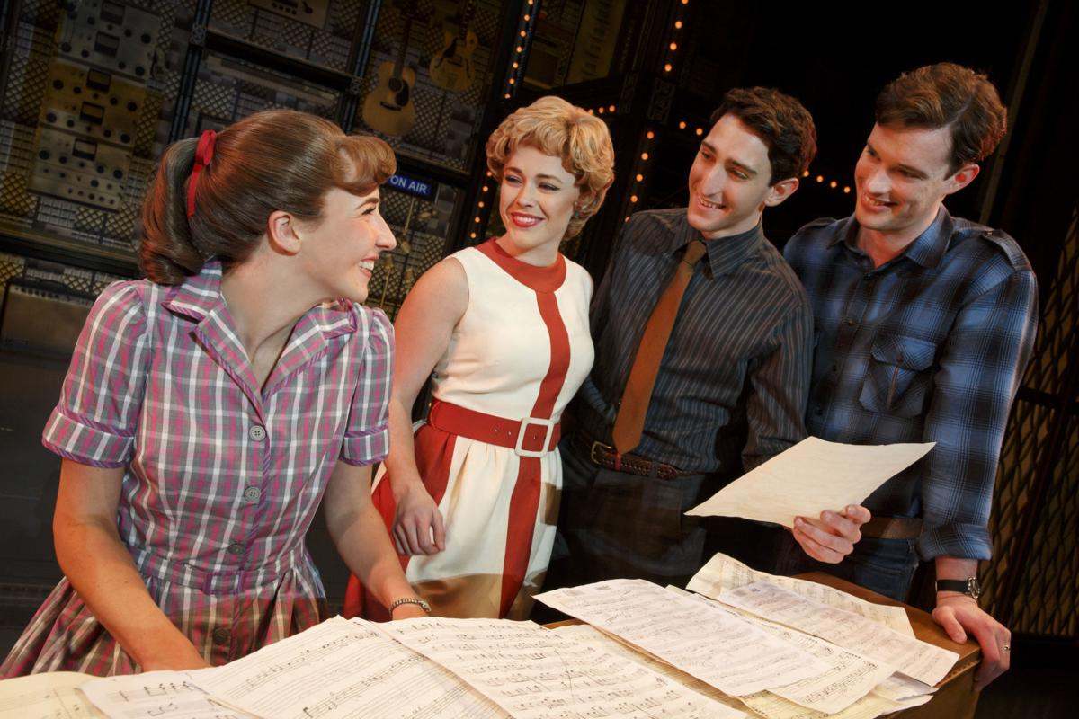 'Beautiful,' now at the Saenger, revels in life, music of Carole King