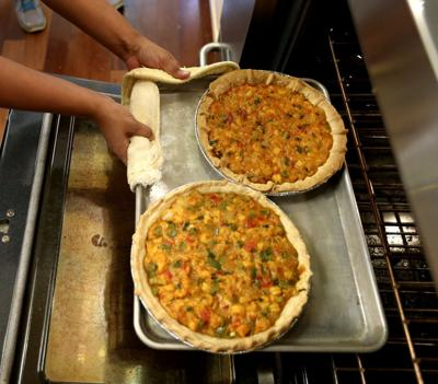 In Judy's Kitchen: Crawfish Pie