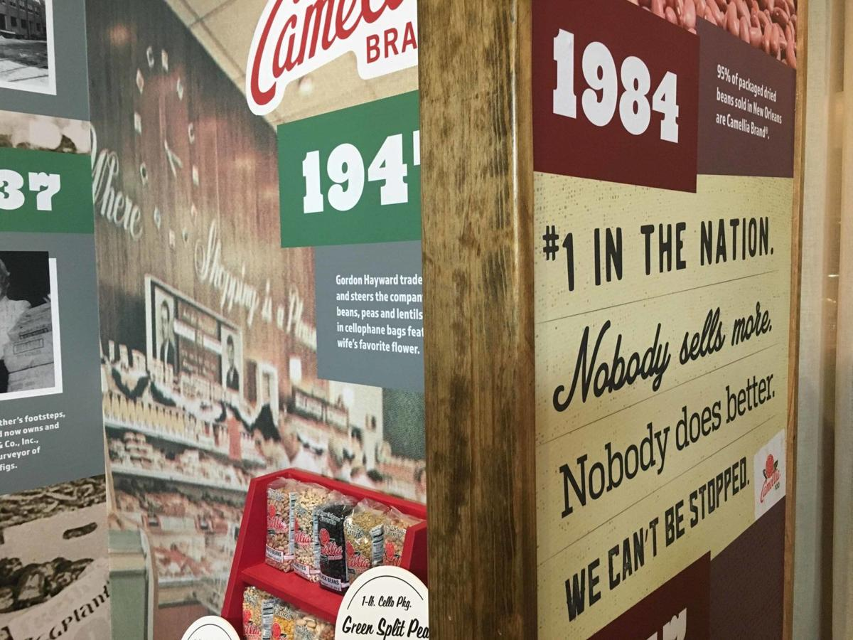 Free tastes, free beans at 'Red Bean City' exhibit at N.O. food museum