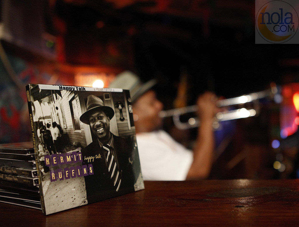 Kermit Ruffins has retired from his weekly Thursday gig at Vaughan's