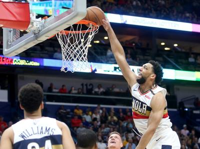Pelicans' Jahlil Okafor proves he still has a place in the NBA