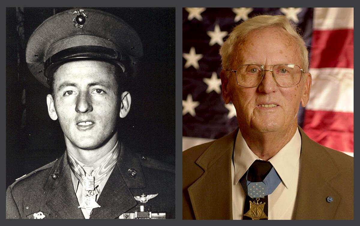 Jefferson DeBlanc Medal of Honor