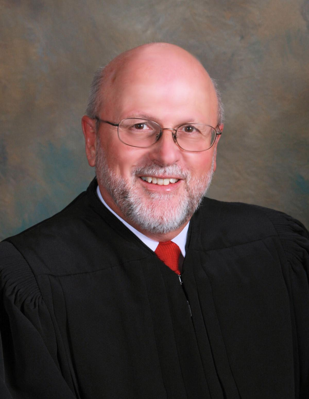 Judge Jude Gravois