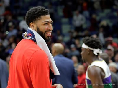 Pelicans' season in review: Anthony Davis' up-and-down year