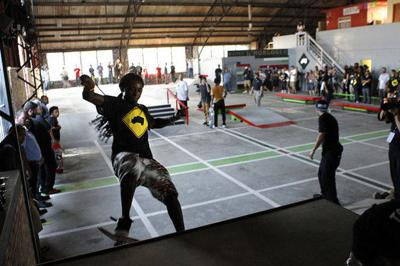 Lil Wayne's Lower 9th Ward skate track opens to public Oct. 27