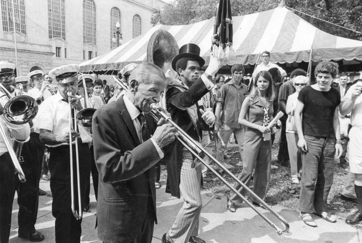 Drumbeats of history: The legacy of Congo Square in New Orleans