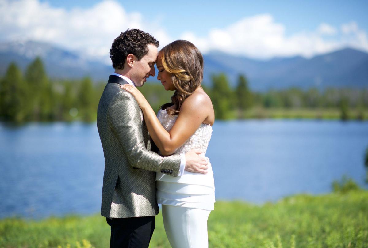 Singer Robin Barnes marries Pat Casey twice in one week