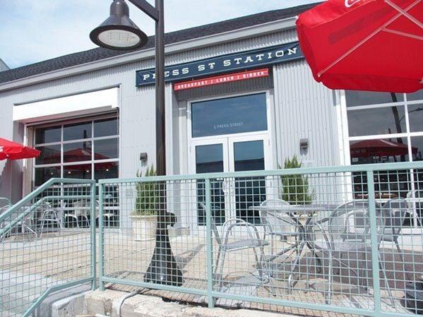 NOCCA's restaurant, Press Street Station, to close Feb. 13_lowres