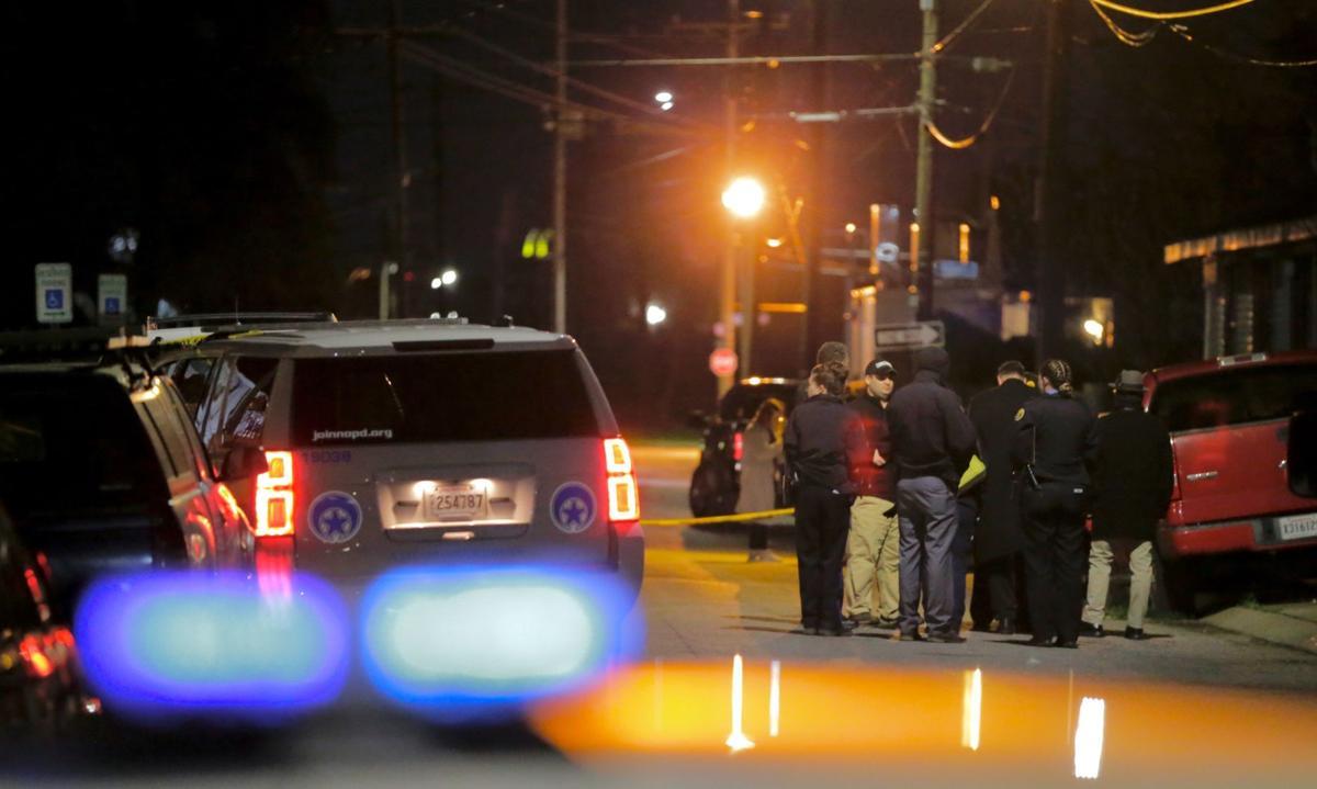 Treasure Street homicide