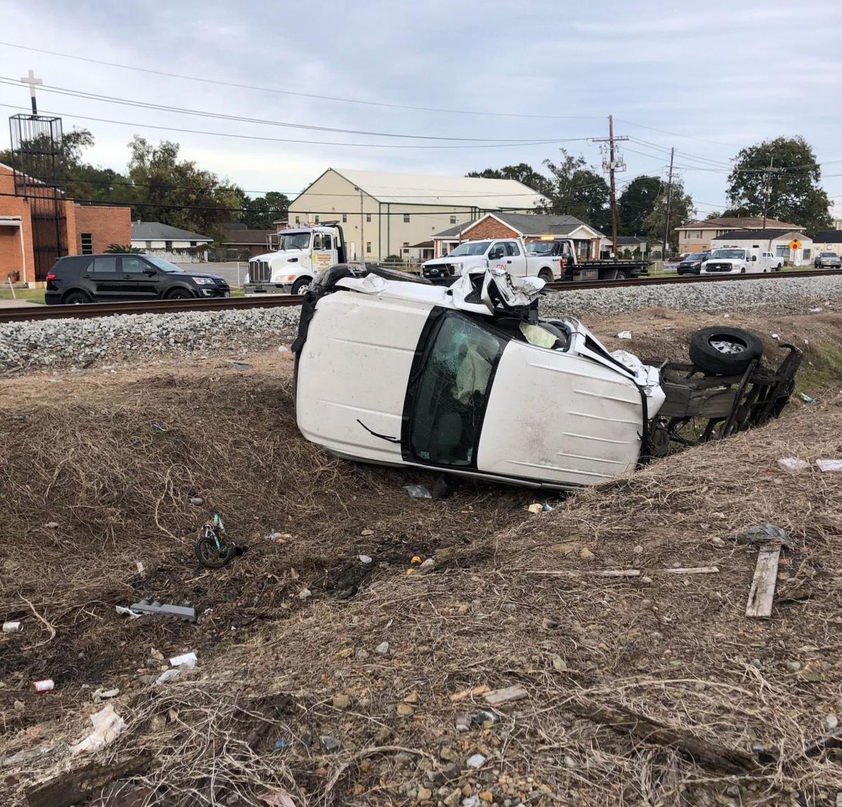 Kenner train crash 8